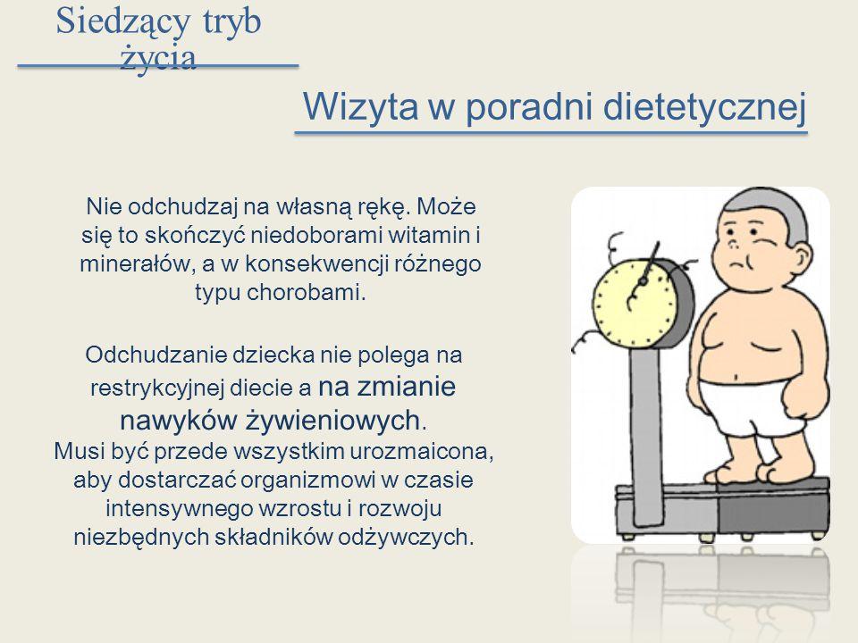 Wizyta w poradni dietetycznej
