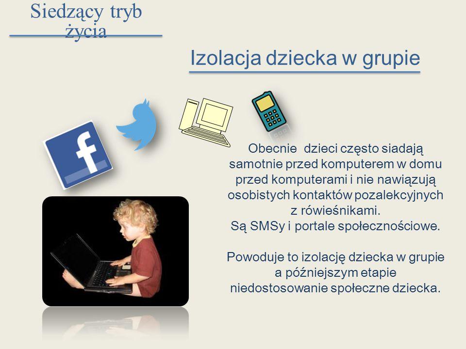 Są SMSy i portale społecznościowe.