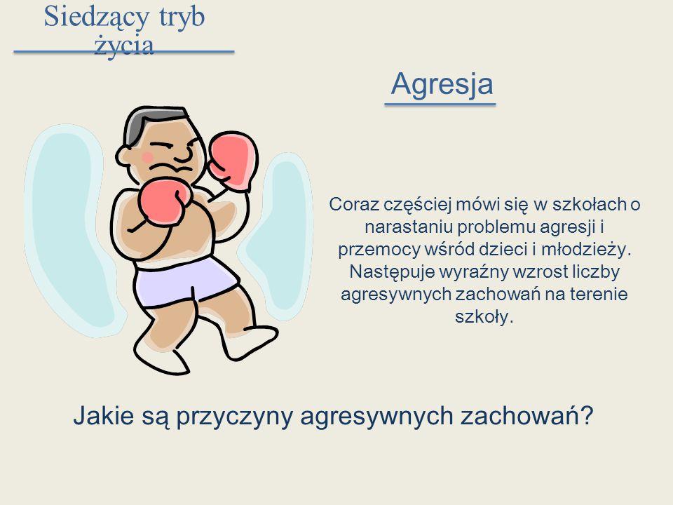 Jakie są przyczyny agresywnych zachowań
