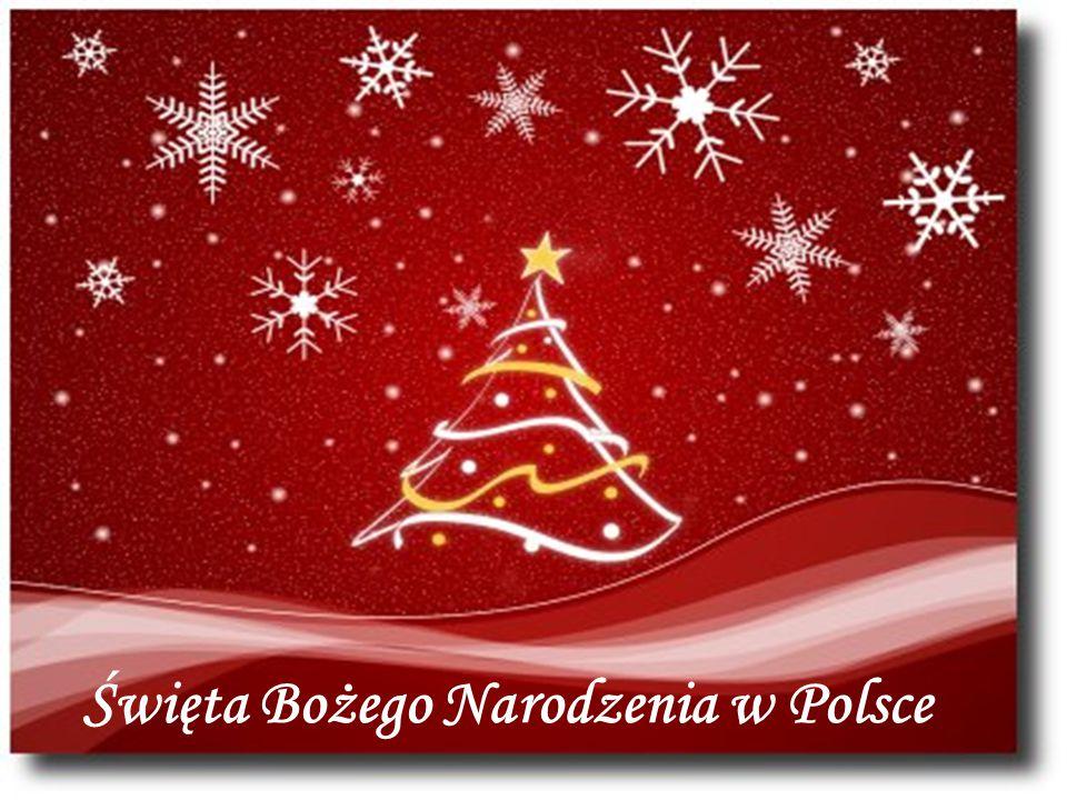 Święta Bożego Narodzenia w Polsce