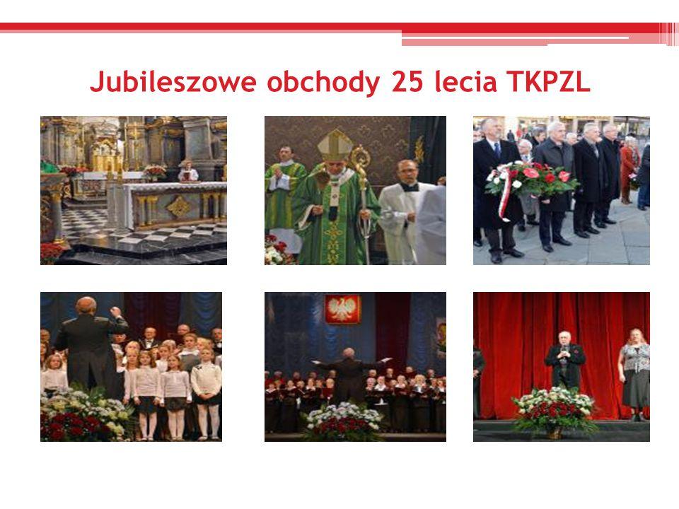 Jubileszowe obchody 25 lecia TKPZL
