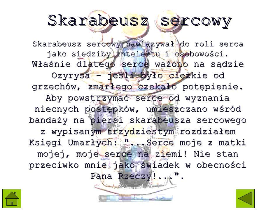 Skarabeusz sercowy
