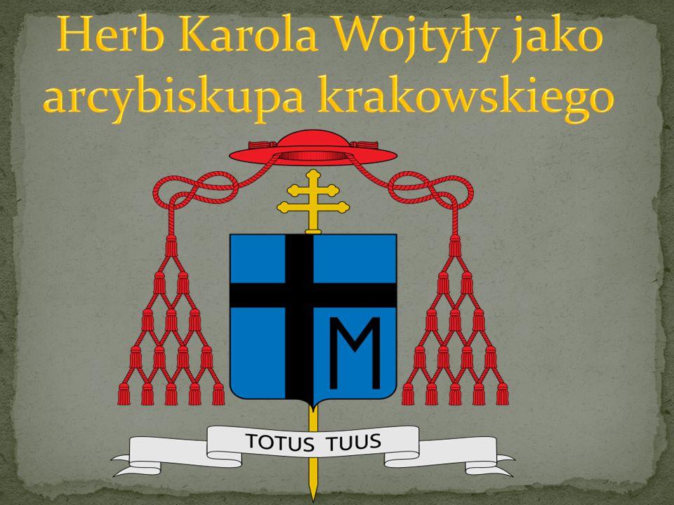 Herb Karola Wojtyły jako arcybiskupa krakowskiego
