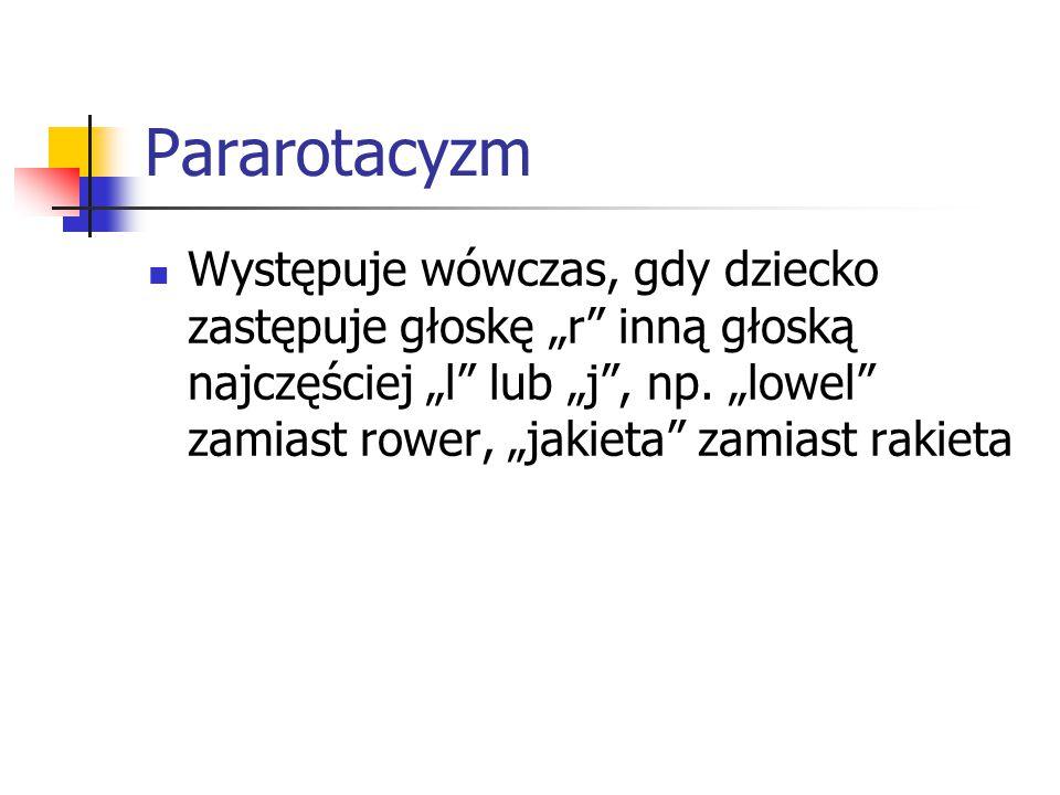 Pararotacyzm