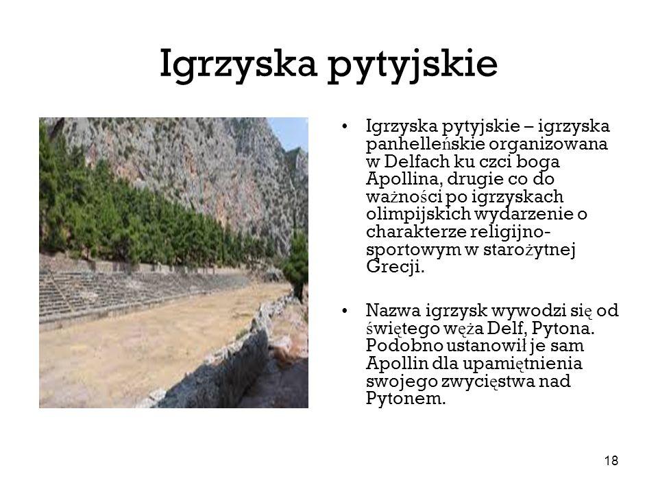 Igrzyska pytyjskie