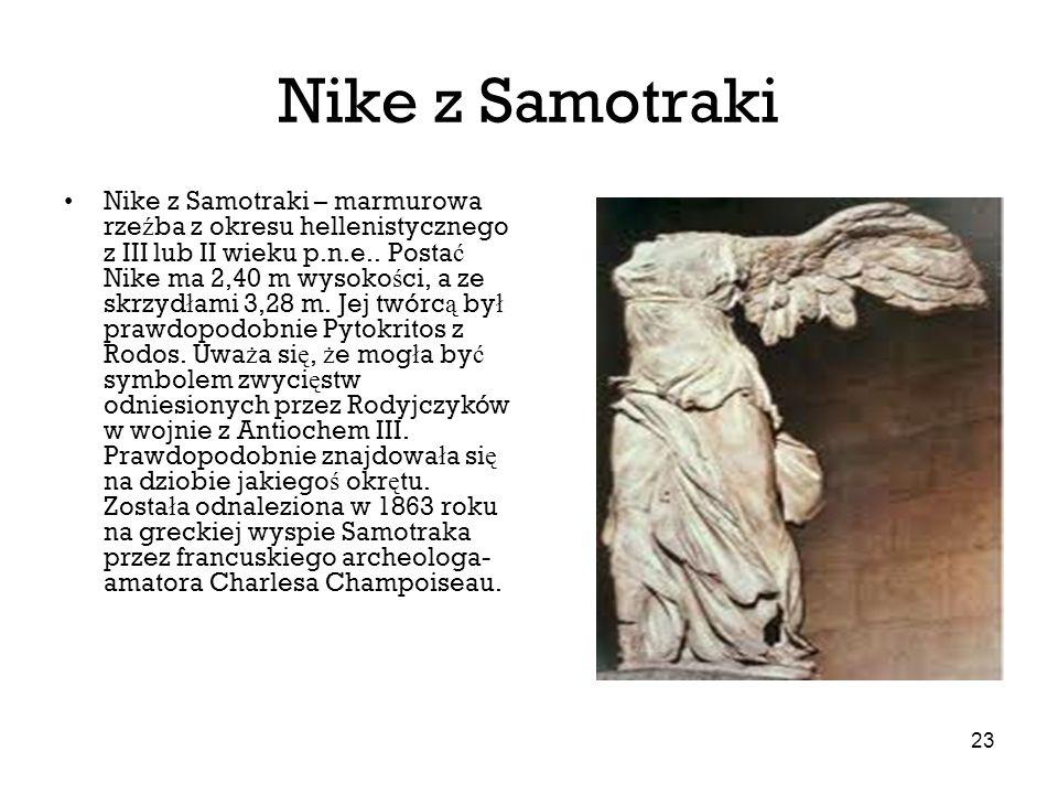 Nike z Samotraki