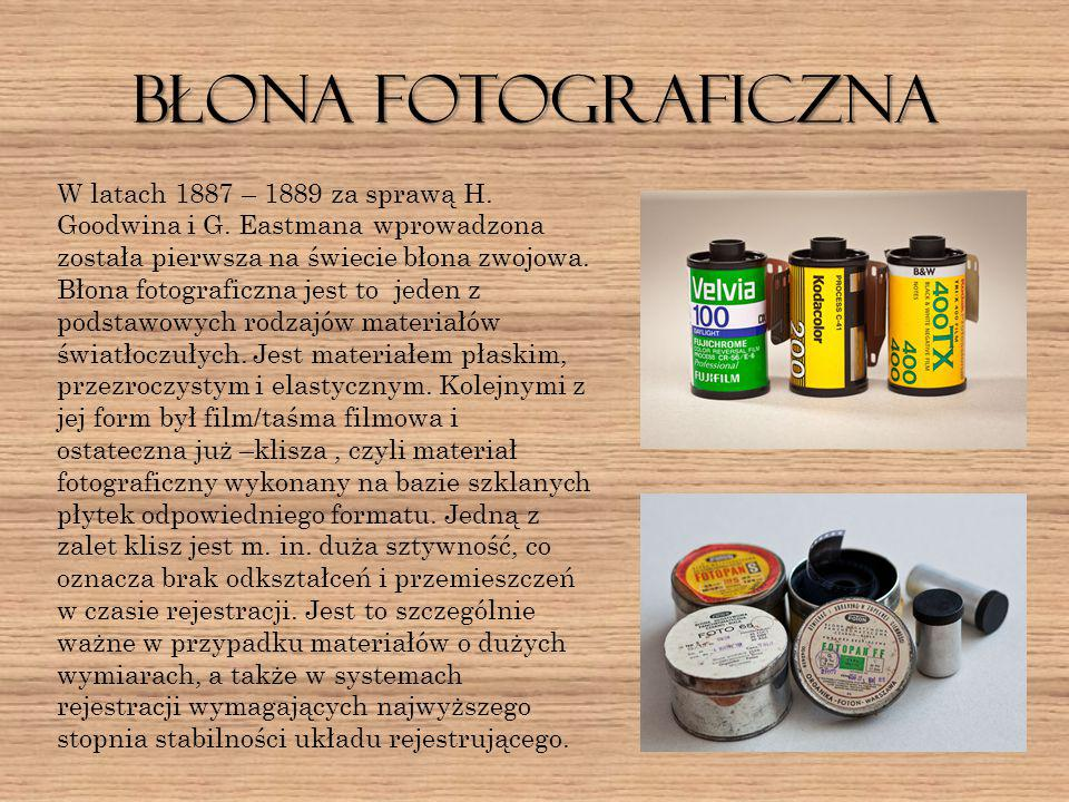 Błona fotograficzna