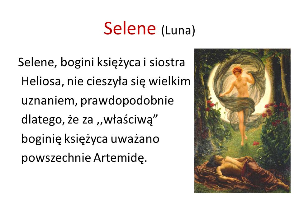 Selene (Luna)