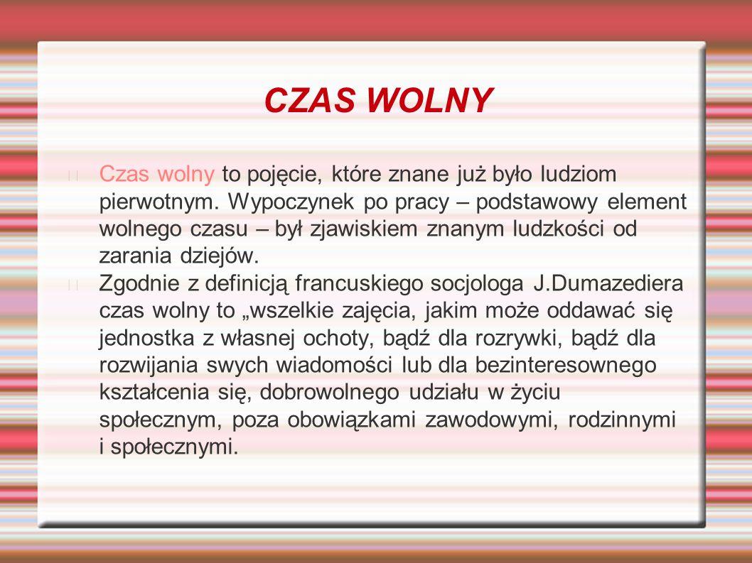 CZAS WOLNY