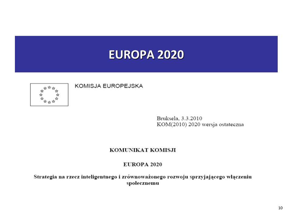 EUROPA 2020 10