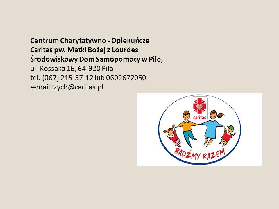 Centrum Charytatywno - Opiekuńcze Caritas pw