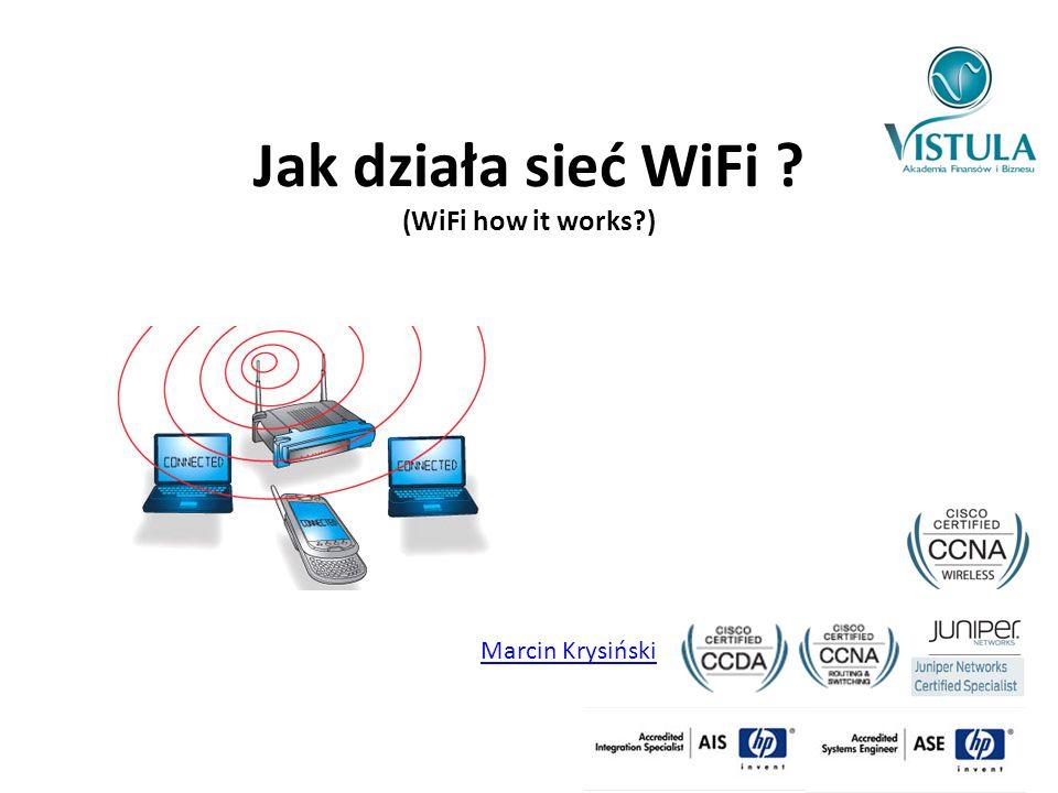 Jak działa sieć WiFi (WiFi how it works )