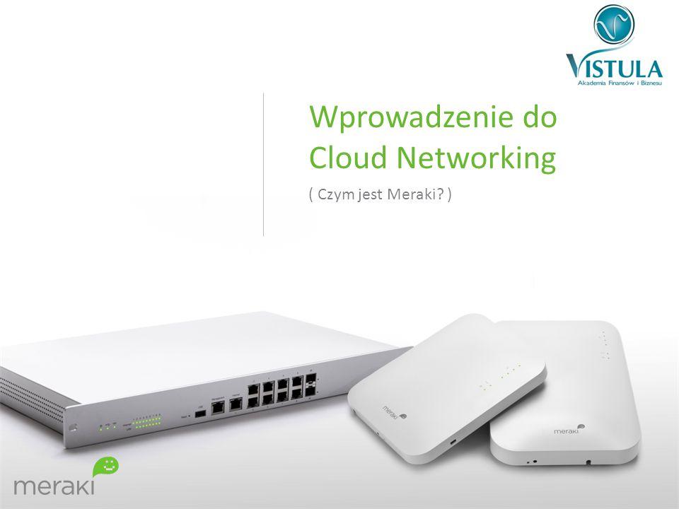 Wprowadzenie do Cloud Networking