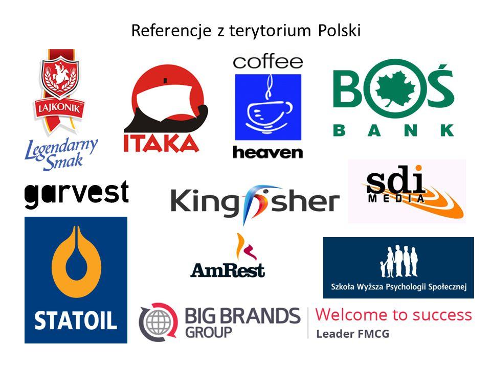 Referencje z terytorium Polski
