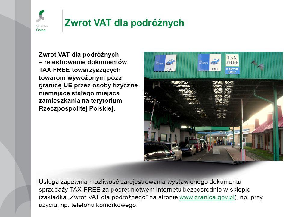 Zwrot VAT dla podróżnych