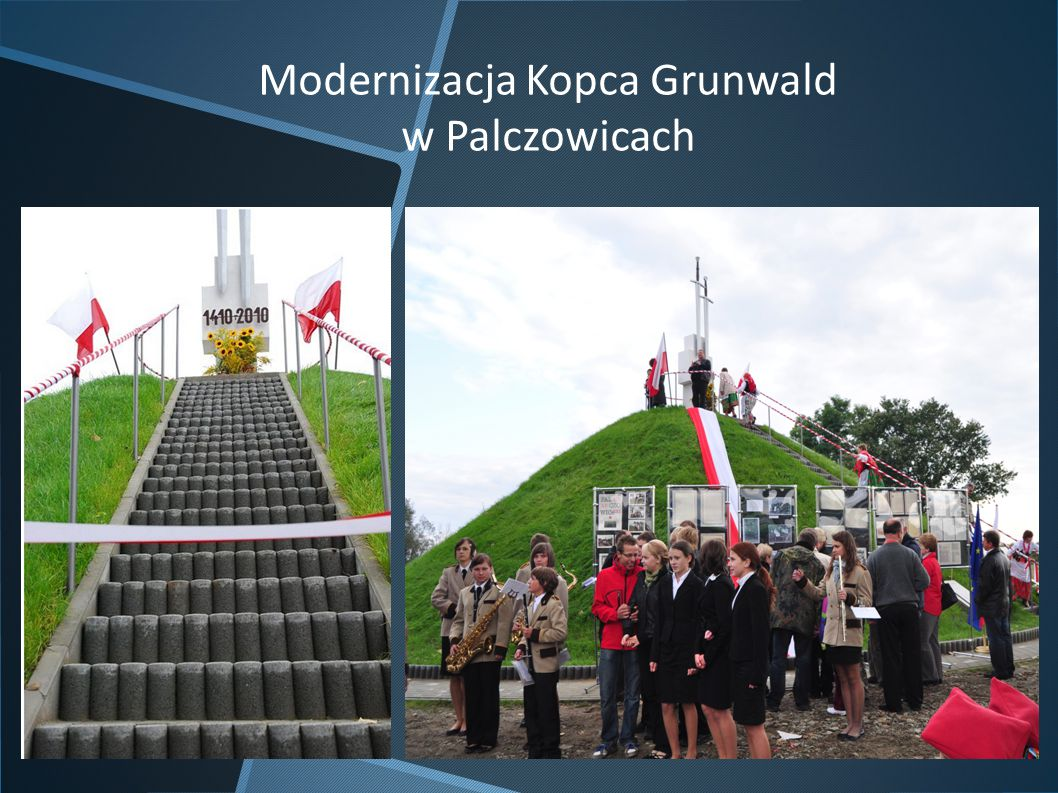 Modernizacja Kopca Grunwald