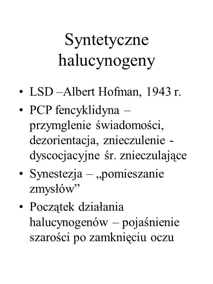 Syntetyczne halucynogeny