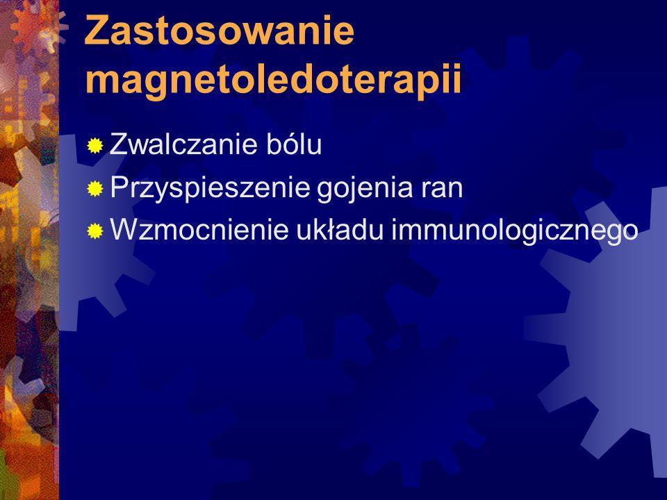 Zastosowanie magnetoledoterapii