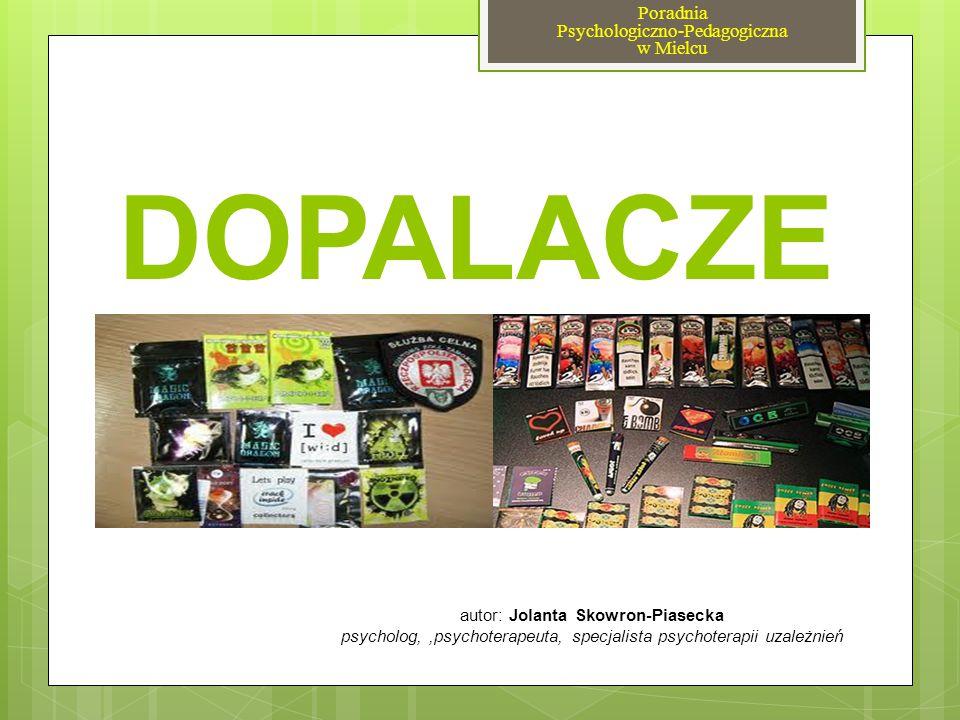DOPALACZE Poradnia Psychologiczno-Pedagogiczna w Mielcu