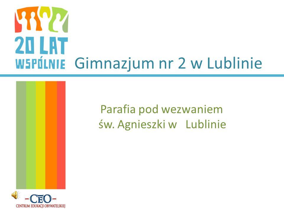 Gimnazjum nr 2 w Lublinie