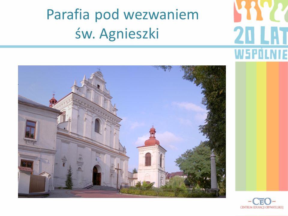 Parafia pod wezwaniem św. Agnieszki