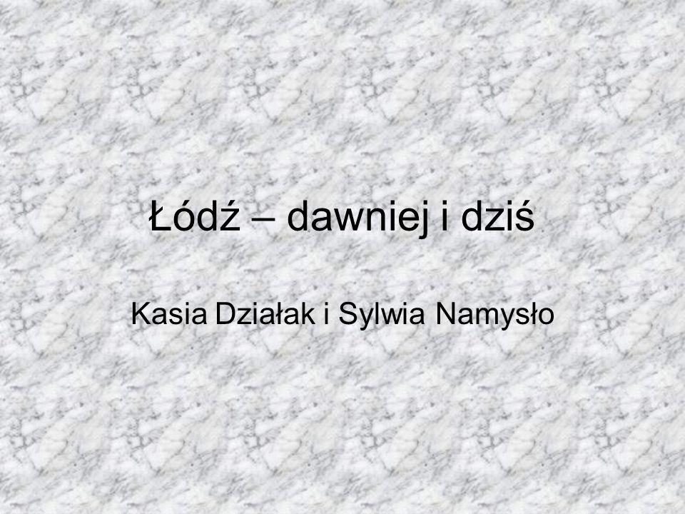 Kasia Działak i Sylwia Namysło