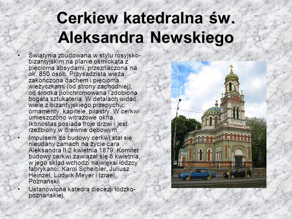 Cerkiew katedralna św. Aleksandra Newskiego