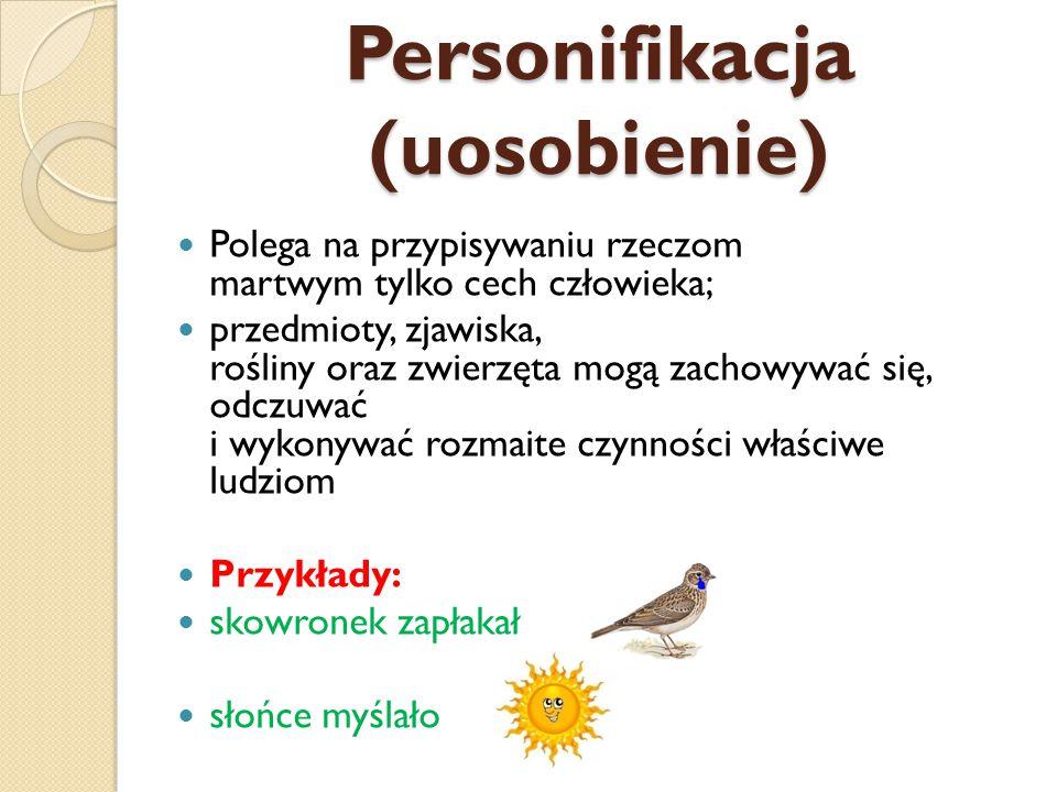 Personifikacja (uosobienie)