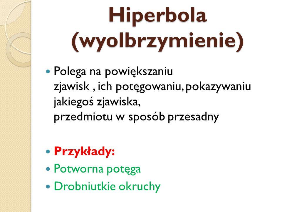 Hiperbola (wyolbrzymienie)