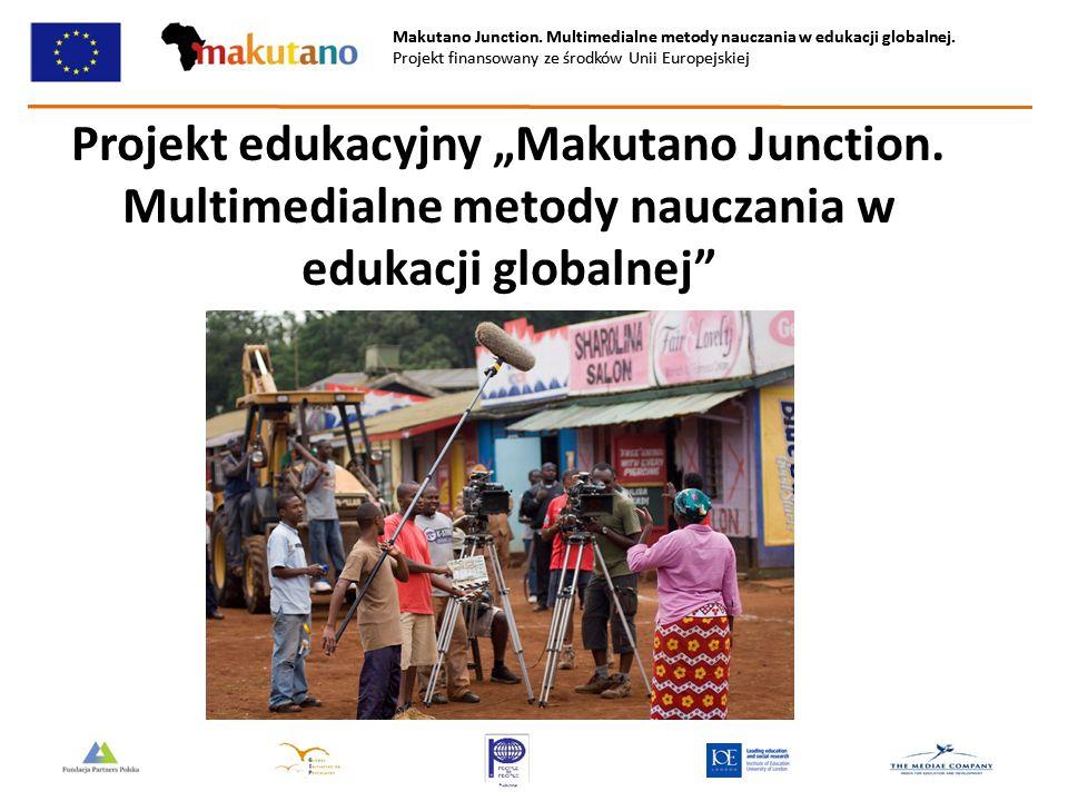 """Projekt edukacyjny """"Makutano Junction"""