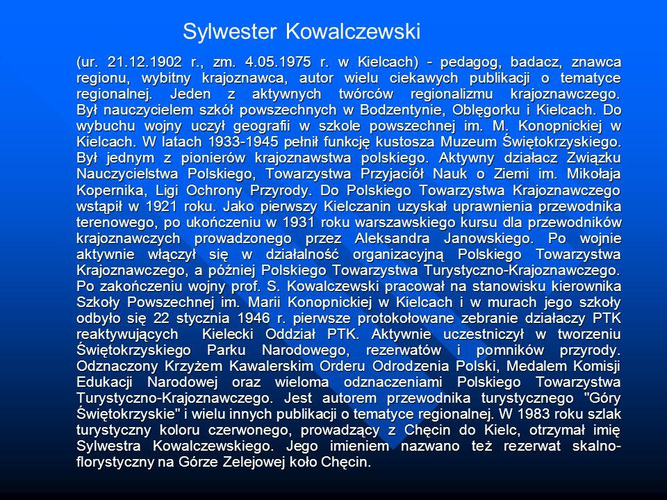 Sylwester Kowalczewski