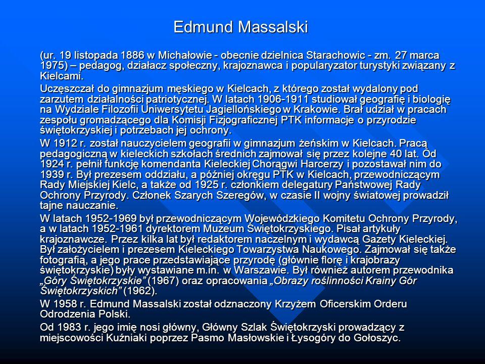 Edmund Massalski