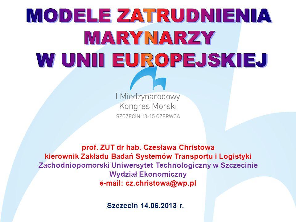 Wydział Ekonomiczny e-mail: cz.christowa@wp.pl