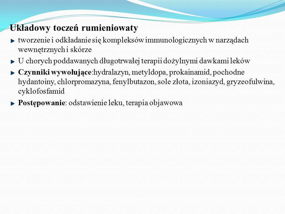 Układowy toczeń rumieniowaty