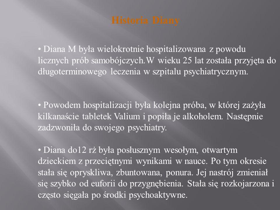 Historia Diany