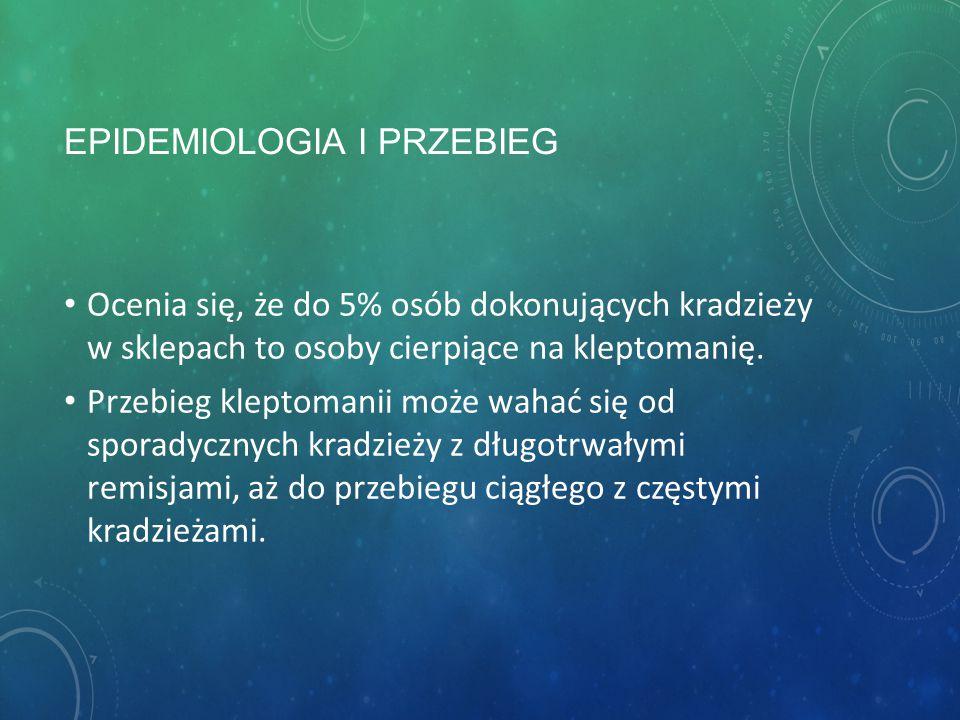 EPIDEMIOLOGIA I PRZEBIEG