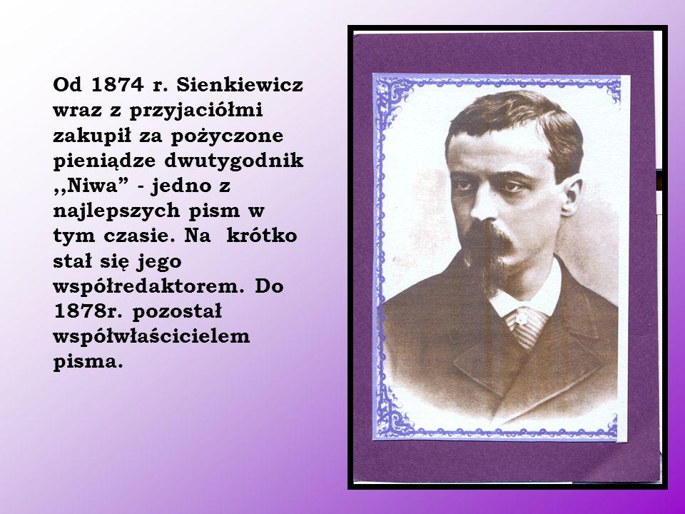 Od 1874 r.