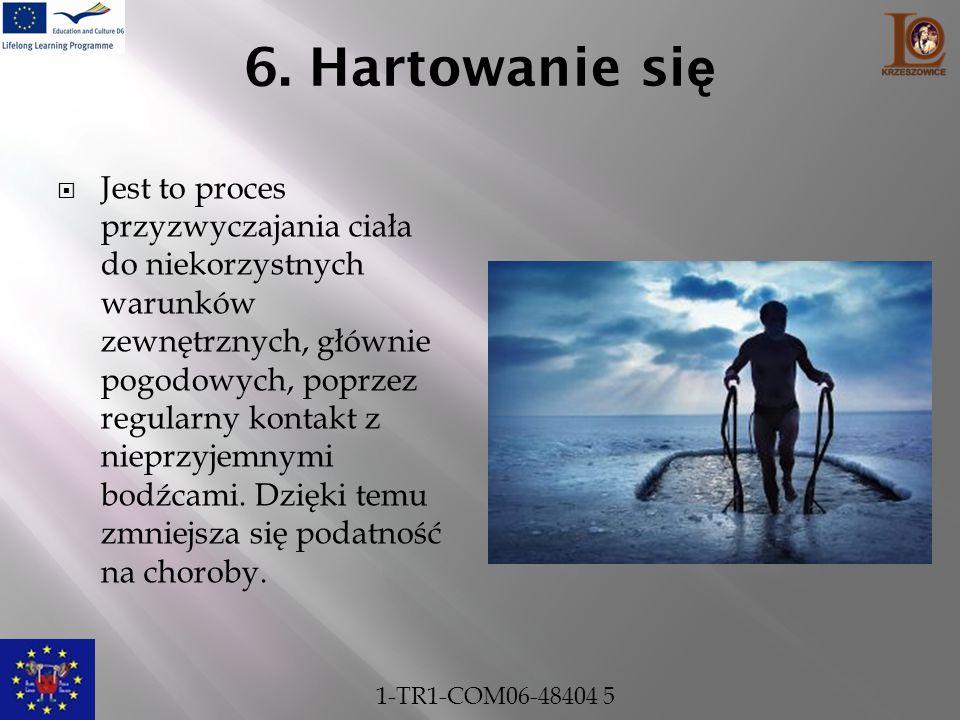 6. Hartowanie się