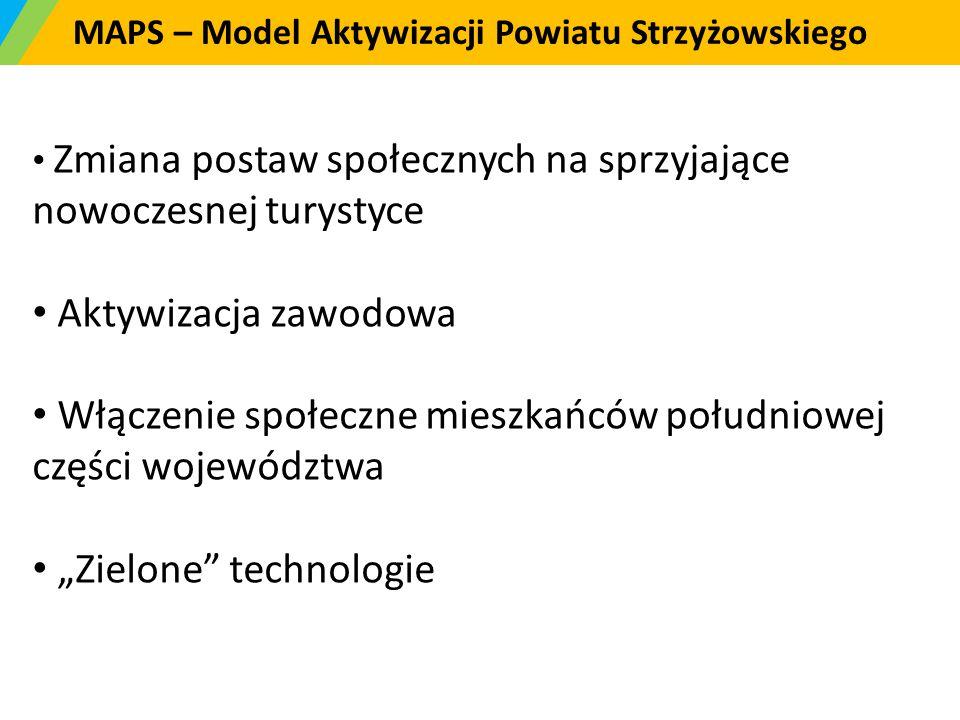 MAPS – Model Aktywizacji Powiatu Strzyżowskiego