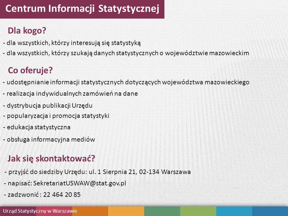 Centrum Informacji Statystycznej