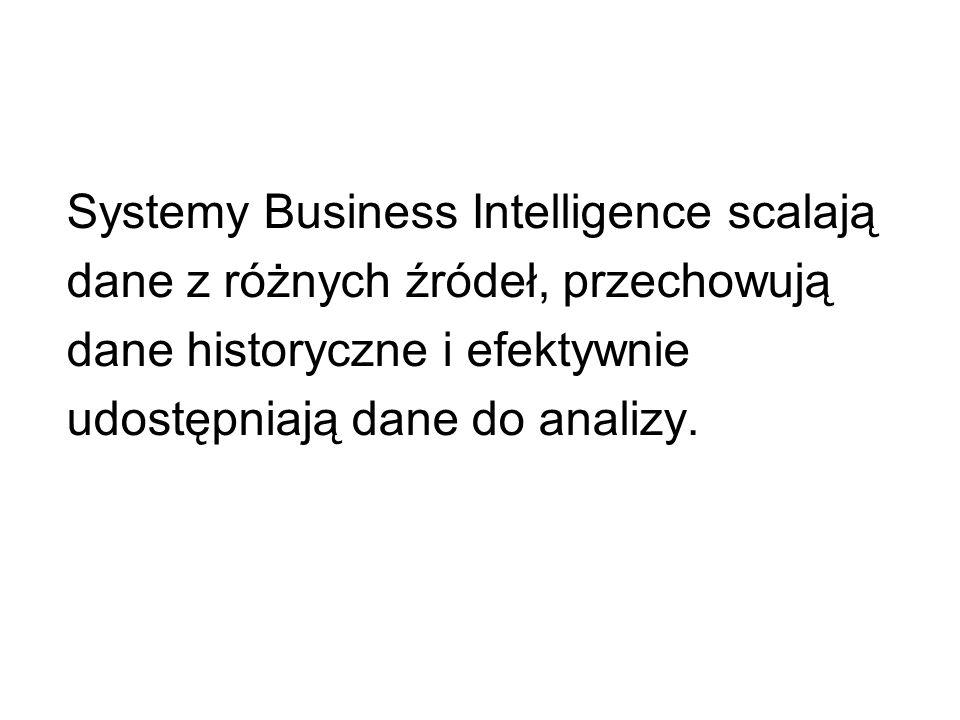 Systemy Business Intelligence scalają