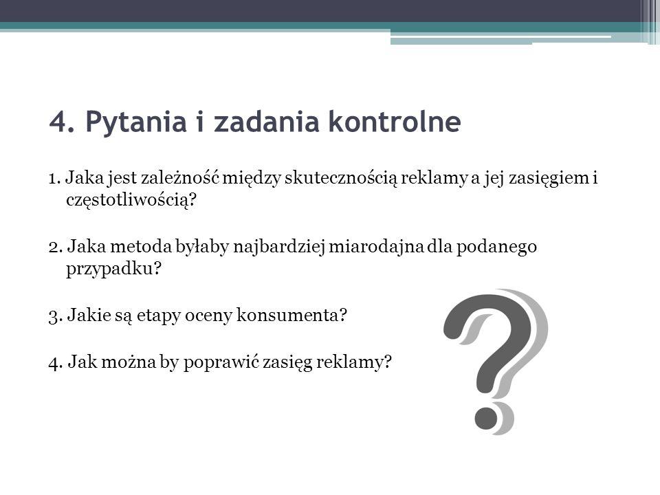 4. Pytania i zadania kontrolne