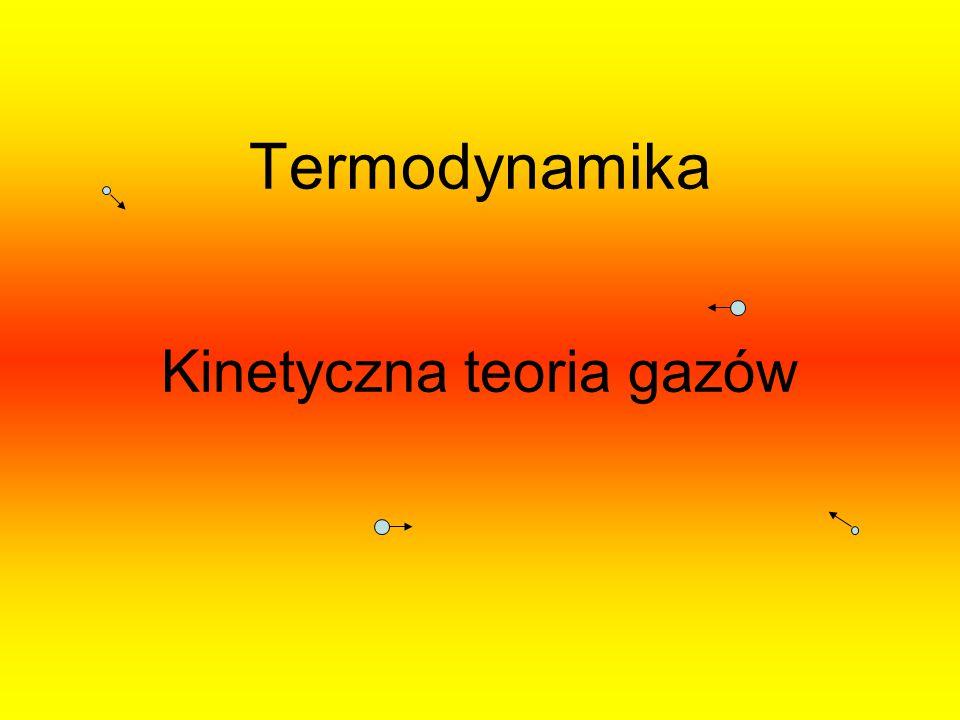 Kinetyczna teoria gazów