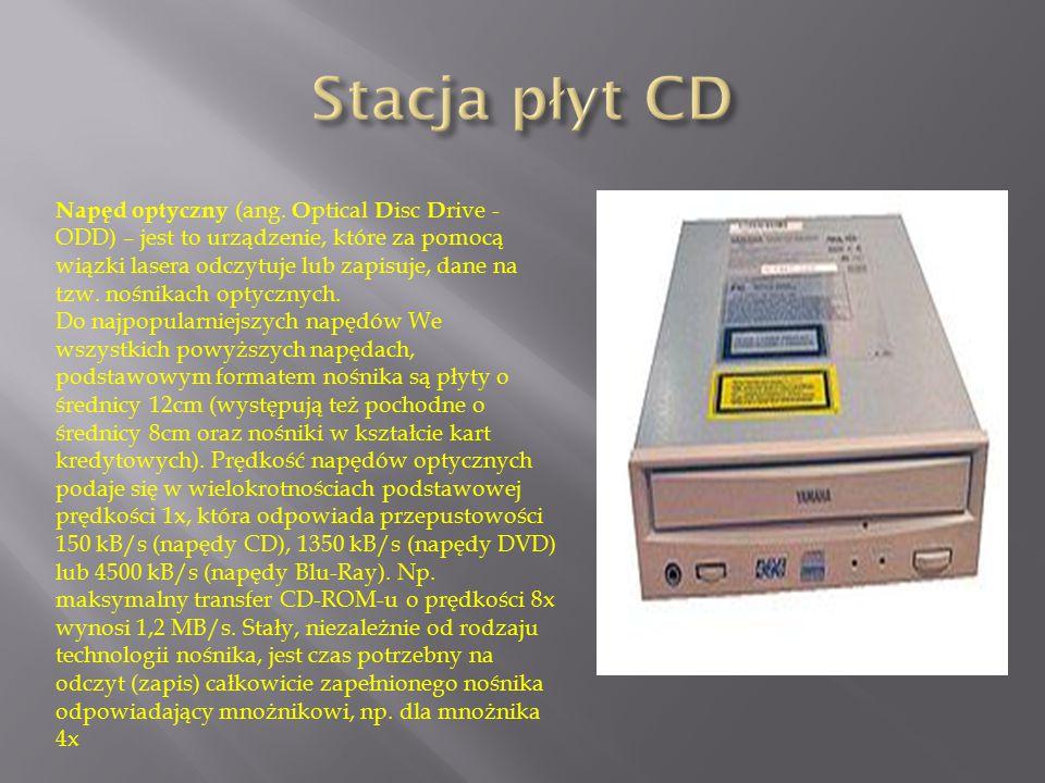 Stacja płyt CD