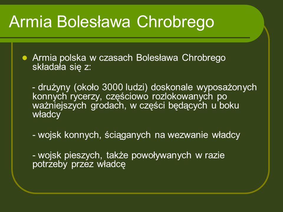 Armia Bolesława Chrobrego