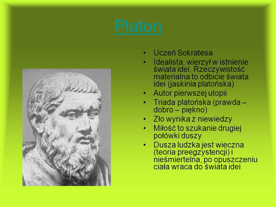 Platon Uczeń Sokratesa