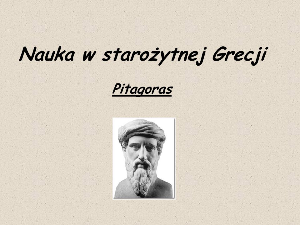 Nauka w starożytnej Grecji