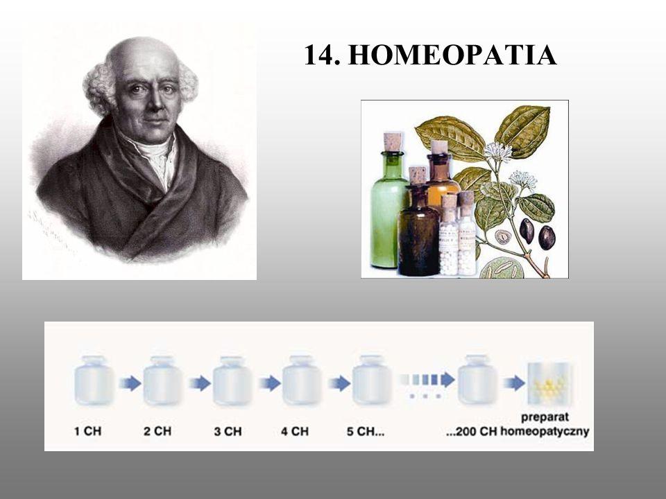 14. HOMEOPATIA