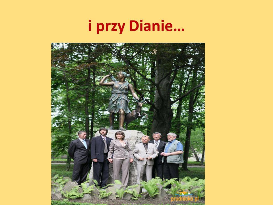 i przy Dianie…