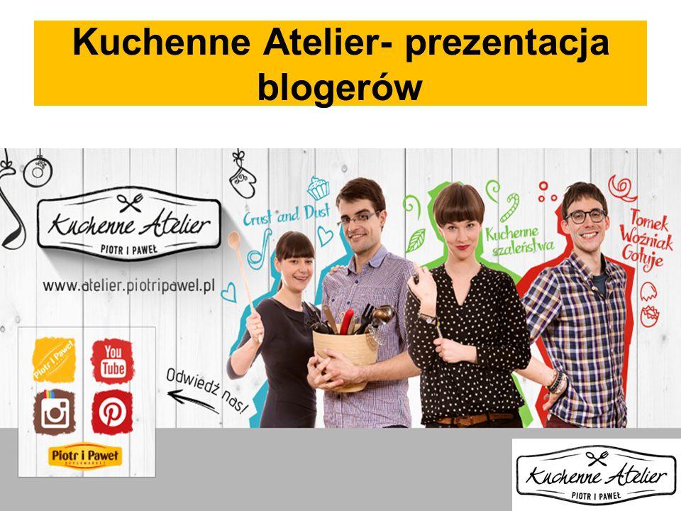 Kuchenne Atelier- prezentacja blogerów